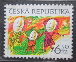 Poštovní známka Èeská republika 2004 Velikonoce Mi# 391