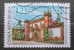 Poštovní známka Èeská republika 2004 Poutní místo Svatá Hora Mi# 400