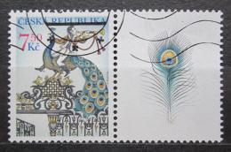 Poštovní známka Èeská republika 2005 Pozdrav Mi# 423