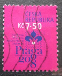 Poštovní známka Èeská republika 2006 Ekologie, strom Mi# 488