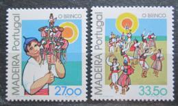 Poštovní známky Madeira 1982 Místní slavnosti Mi# 82-83