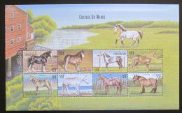 Poštovní známky SAR 1999 Konì Mi# 2340-47 Kat 17€