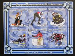 Poštovní známky Mosambik 2001 ZOH Salt Lake City Mi# 1976-81 Kat 17€