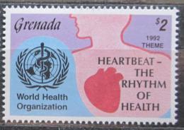 Poštovní známka Grenada 1992 WHO Mi# 2515 Kat 3€