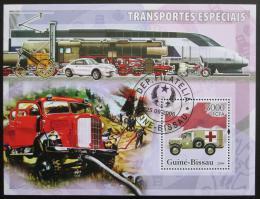 Poštovní známka Guinea-Bissau 2006 Èervený køíž Mi# 3381 Kat 12€