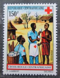 Poštovní známka SAR 1972 Èervený køíž Mi# 263 Kat 3.60€