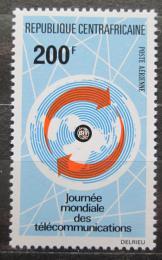 Poštovní známka SAR 1973 Mezinárodní den komunikace Mi# 310