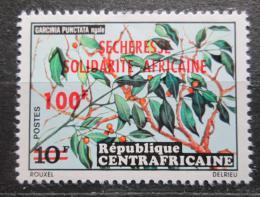 Poštovní známka SAR 1973 Místní flóra pøetisk Mi# 321