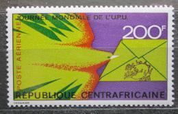 Poštovní známka SAR 1973 Mezinárodní den pošty Mi# 325