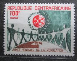 Poštovní známka SAR 1974 Svìtový rok populace Mi# 352