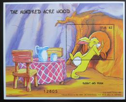 Poštovní známka Mikronésie 1998 Disney postavièky Mi# Block 31 - zvìtšit obrázek