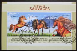 Poštovní známky Guinea 2013 Konì Mi# 9737-39 Kat 18€