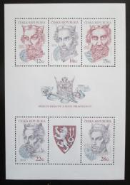 Poštovní známky Česká republika 2006 Lucemburkové Mi# Block 24 - zvětšit obrázek