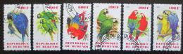 Poštovní známky Burundi 2011 Papoušci Mi# N/N