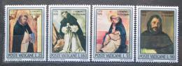 Poštovní známky Vatikán 1971 Umìní Mi# 586-89