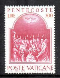 Poštovní známka Vatikán 1975 Umìní, El Greco Mi# 663