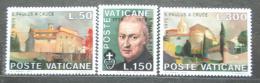Poštovní známky Vatikán 1975 Pavel od Køíže Mi# 672-74