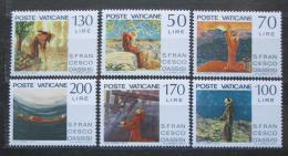Poštovní známky Vatikán 1977 Umìní, Duilio Cambellotti Mi# 695-700