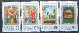 Poštovní známky Vatikán 1979 Umuèení svatého Stanislava Mi# 739-42