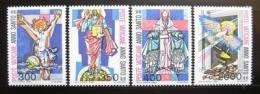 Poštovní známky Vatikán 1983 Svatý rok Mi# 816-19