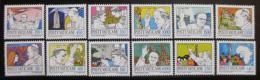 Poštovní známky Vatikán 1984 Cesty papeže Jana Pavla II. Mi# 852-63 Kat 16€