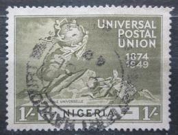 Poštovní známka Nigérie 1949 UPU, 75. výroèí Mi# 69