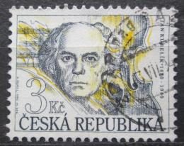 Poštovní známka Èeská republika 1994 Tradice èeské hudby Mi# 30