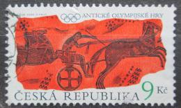 Poštovní známka Èeská republika 2000 Antické olympijské hry Mi# 268