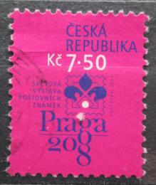 Poštovní známka Èeská republika 2006 Výstava PRAGA Mi# 497