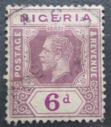 Poštovní známka Nigérie 1914 Král Jiøí V. Mi# 7 Kat 15€