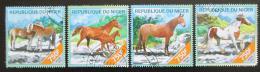 Poštovní známky Niger 2014 Konì Mi# 2820-23 Kat 12€