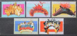 Poštovní známky Papua Nová Guinea 2004 Èelenky Mi# 1074-78 Kat 7.60€