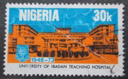 Poštovní známka Nigérie 1973 Univerzita Ibadan, 25. výroèí Mi# 299