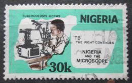 Poštovní známka Nigérie 1982 Objev TBC, 100. výroèí Mi# 394
