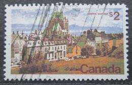 Poštovní známka Kanada 1972 Quebec Mi# 497 Kat 3€