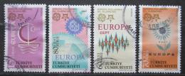 Poštovní známky Turecko 2005 Evropa CEPT Mi# 3487-90 Kat 9€