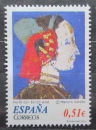 Poštovní známka Španìlsko 2012 Umìní, Manolo Valdés Mi# 4715