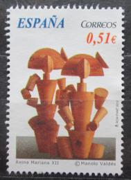 Poštovní známka Španìlsko 2012 Umìní, Manolo Valdés Mi# 4717