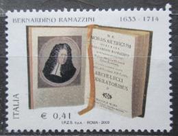 Poštovní známka Itálie 2003 Bernardino Ramazzini Mi# 2936