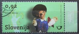 Poštovní známka Slovinsko 2010 Loutka Mi# 856