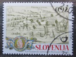 Poštovní známka Slovinsko 2011 Kartouza Mi# 892