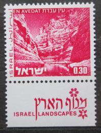 Poštovní známka Izrael 1972 En Avedat v Zin-Tal Mi# 529