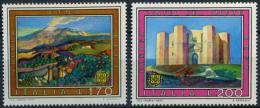 Poštovní známky Itálie 1977 Evropa CEPT Mi# 1567-68