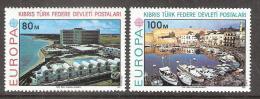 Poštovní známky Kypr Tur. 1977 Evropa CEPT Mi# 41-42