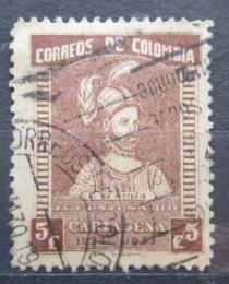 Poštovní známka Kolumbie 1933 Pedro de Heredia Mi# 344