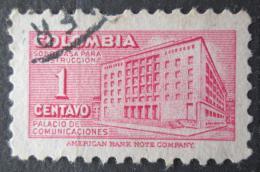Poštovní známka Kolumbie 1948 Budova pošty v Bogotì, daòová Mi# 42