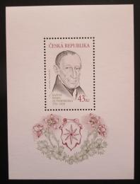 Poštovní známka Èeská republika 2011 Kašpar Maria ze Šternberka Mi# Block 43
