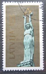 Poštovní známka Lotyšsko 1991 Památník svobody Mi# 317