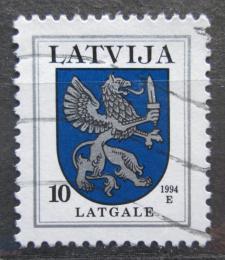 Poštovní známka Lotyšsko 1994 Znak Latgale Mi# 374 A I