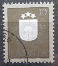Poštovní známka Lotyšsko 1991 Státní znak Mi# 306